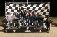 Karting Jong CBL winnaarspodium